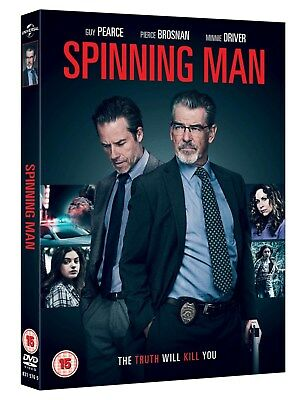 Spinning Man [DVD]