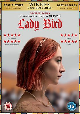 Lady Bird (with Digital Download) [DVD]