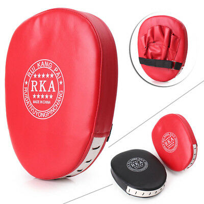 Boxing Mitts Training Target Focus Punch Pads Glove MMA Karate Muay Kick RCAI 02