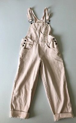 Paris Blues Women's Overalls Color Pink Size Medium