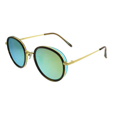 686e30d135fb Gentle Monster Future Is Past 2 H2(M) Brown Gold Sunglasses Green Mirror  Lens