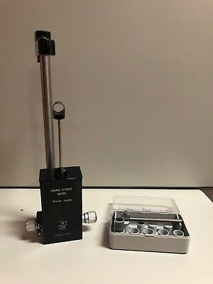 Haag Streit R900 applanation tonometer, calibrated with prism head