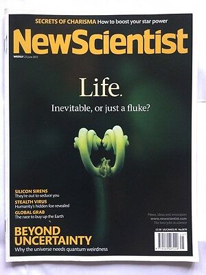 New Scientist Magazine - 23 June 2012 Issue 2870 Life Inevitable Or Just A Fluke