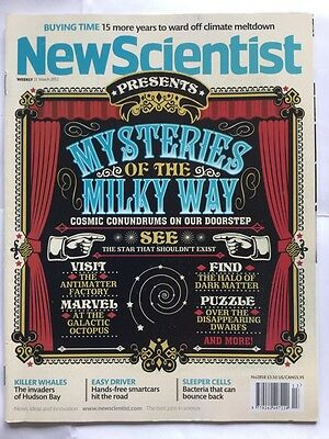 New Scientist Magazine - 31 March 2012 Issue 2858 Mysteries Of The Milky Way