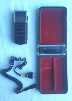 Vintage Braun Electric Razor Shaver Rechargeable Tested Works Micron Foil 5564