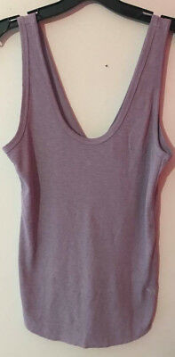 0e739a5960206 OUT FROM UNDER Nude Tank Top Square Neck Seamless Sz L *5240 - $8.00 ...