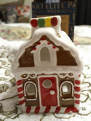 Partylite SmartScents Iced Gingerbread Holder - P92530 - New