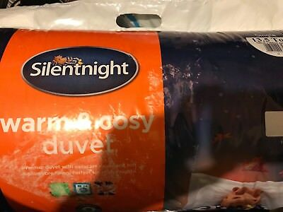 Silentnight Warm And Cosy 13.5 Tog Winter Duvet - Single Machine Washable