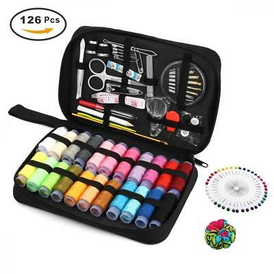 Baban Sewing Kit 126Pcs DIY Premium Supplies Household Portable Needlework...