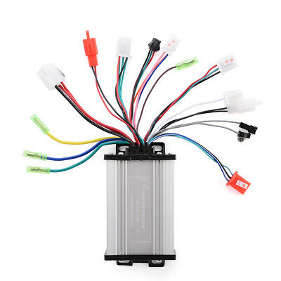 For 36V/48V 350W Electric Bicycle E-bike Scooter Brushless DC Motor Controller