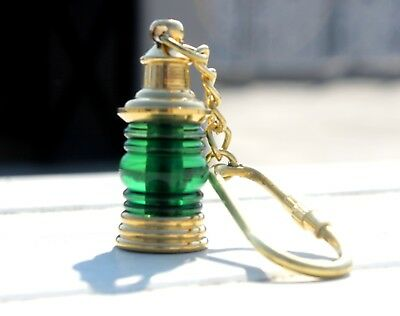 Nautical Lantern Keyring Vintage Collectible Keychain Best Item For Gift.