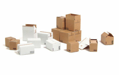 Matho Models 35058 Cardboard Boxes - generic 1:35 scale