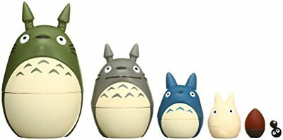 Studio Ghibli My Neighbor Totoro Matryoshka