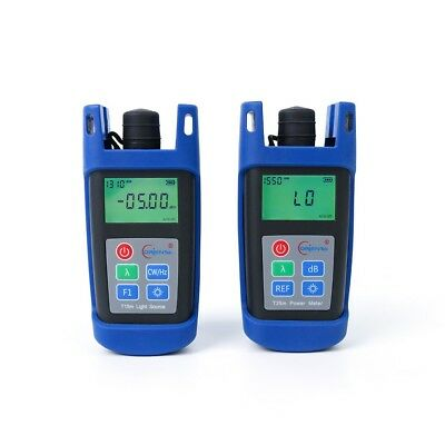 Orientek T25M Fiber Optic Power Meter Laser Light Source 1310/1550nm T15M OLS