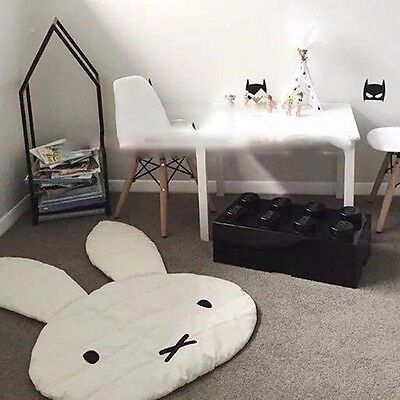 Miffy Rabbit Rug Mat - Newborn Baby Shower Gift - Boy or Girl Present Hot