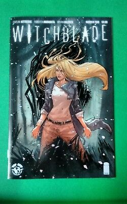 US Comic Witchblade #2 Image Top Cow