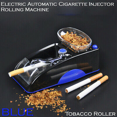 Automatic Vogue Electric Rolling Cigarette Maker Injector Tobacco Roller Machine