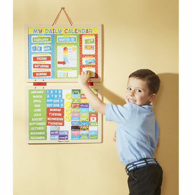 Melissa & Doug - My Daily Magnetic Calendar