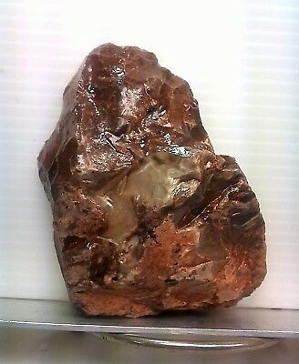 Hand axe - axe Head. Paleolithic period. Museum Level. Jordan Rift Valley.201gr