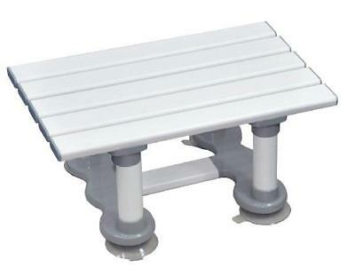 Slatted Bath Seat With Suction Grip - Bath chair - Bathing Aid