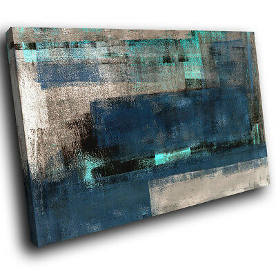 RUST METAL ABSTRACT CANVAS MODERN VIEW WALL ART PICTURE LARGE AZ517 MATAGA .