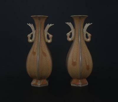 Rare Antique Pair Chinese Rosewood Wood Hand Carving Hundred Boys W