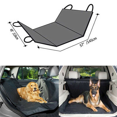Waterproof Pet Dog Car Seat Cover Back Rear SUV Protector Cushion Mat Hammock