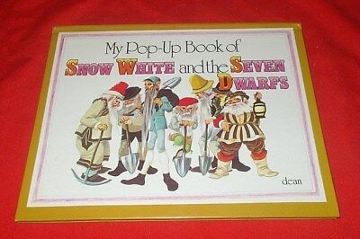 My Pop-Up Book Of Snow White And The Seven Dwarfs - Dean