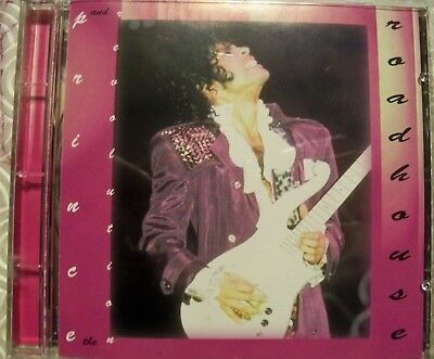 "Prince And The Revolution ""Roadhouse"" Cd Birthday Gig Rehearsal1984 Rdh1"