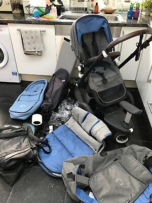 Bugaboo Cameleon 3 Special Edition Blend With Accessories