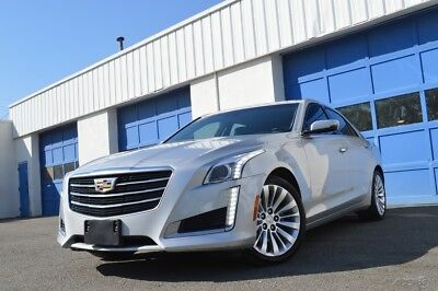 Cadillac CTS 2.0L Turbo Luxury Collection Leather Heated Ventilated Seats Navi Pano Moonroof BOSE Audio Blind Spot Monitor