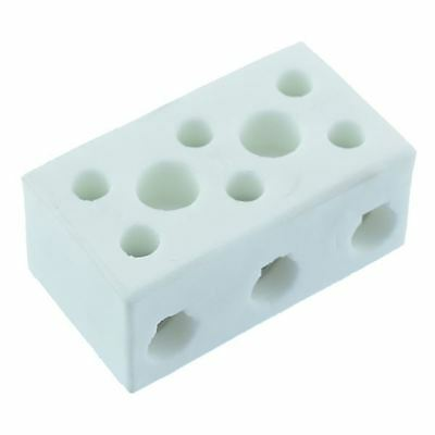 3-Pole 57A Ceramic Connector Terminal Block DESTB-1003