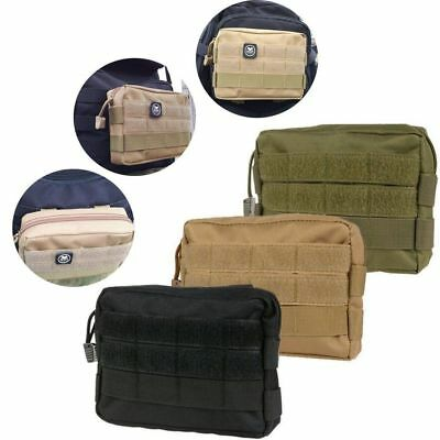 Tactical Molle Pouch Belt Waist Bag Pack Military Fanny Waist Pack Phone Pocket