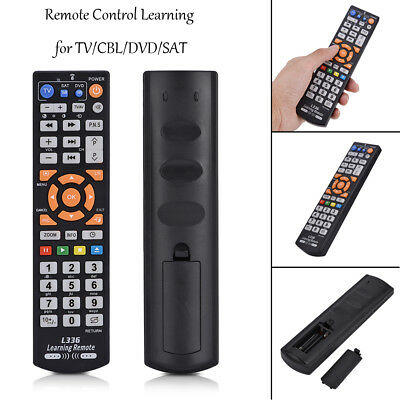 Universal Smart Remote Control Controller + Learning Function For TV CBL DVD SAT