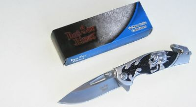 EINHANDFOLDER ASSISTED OPENING BY MASTER KNIVES USA REAL TREE CAMO GRIFF NEU//OVP