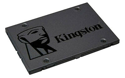 KINGSTON SA400S37, 240 GB SSD, 2.5 Zoll, intern