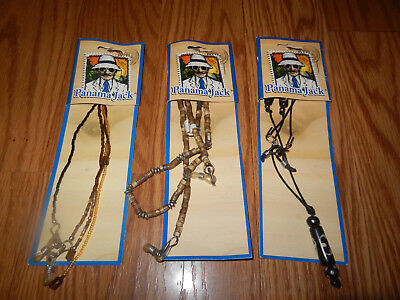 Nwot 3  Pcs  Panama Jack Fashionable Eyewear Cords