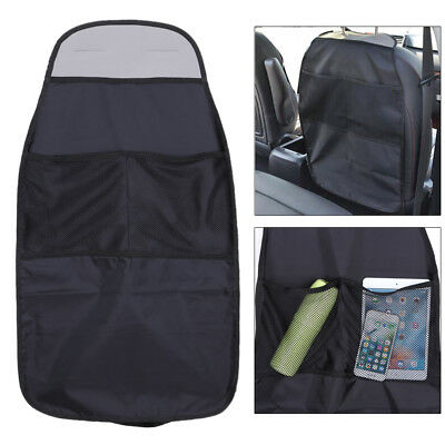 Car Seat Back Scuff Dirt Protector Cover Pad Kick Mat Cushion for Children Baby