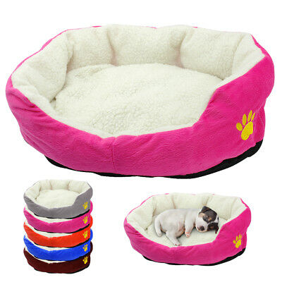 50*43cm Breathable Cat Dog Bed Nest Soft Pet House Mat Kennel Warm Dog Sofa