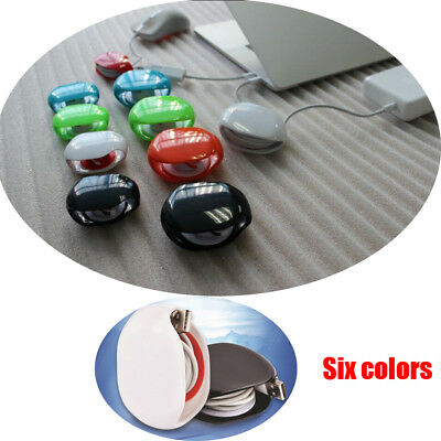 Super Cord Tangle Free Portable Manager New-seven Colors