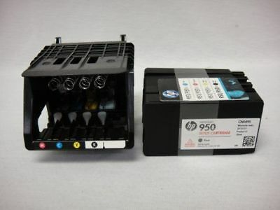 HP Officejet pro 8600 Printhead with set up cartridge