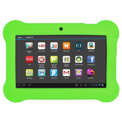 4GB Android 4.4 Wi-Fi Tablet PC Beautiful 7 inch Five-Point Multitouch Disp O3H9