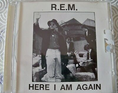 "R.e.m. ""Here I Am Again "" Rare Cd Studio Outtakes From Out Of Time Sessions"