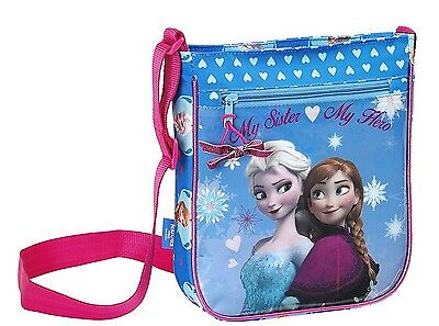 Disney Frozen My Sister My Hero 24cm Shoulder Bags X10