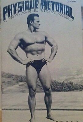 Physique Pictorial Volume 13 number 3 1963 gay interest magazine