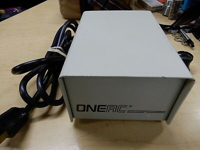 ONEAC CL11007 Power Conditioner In Good Used Condition