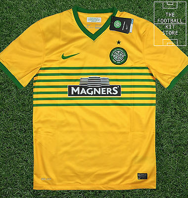 Celtic Away Shirt - Genuine Nike Football Jersey - Glasgow Celtic - All Sizes