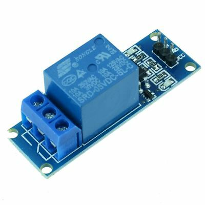 5V 1-Channel Low Level Trigger Relay Module With Optocoupler