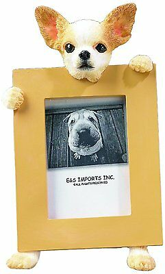 Chihuahua Tan Dog Picture Photo Frame