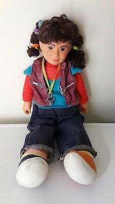 """PUNKY BREWSTER 20"""" Doll 1984 by Lewis Galoob Toys"""
